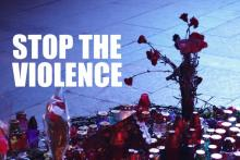 Media Tip Stop Vioence