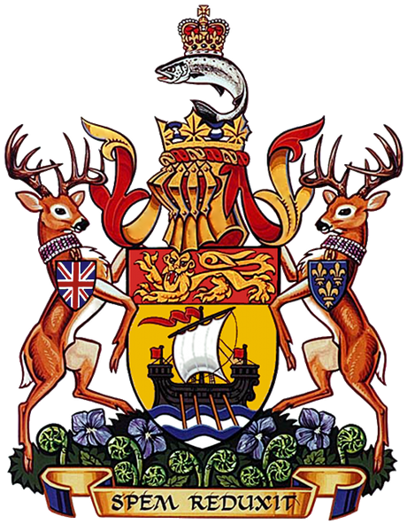 New Brunswixk Coat of Arms